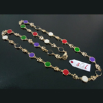 Attractive Chain in Round Design with Multi Colors